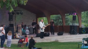 Concert @ Rotary Waterfront Park