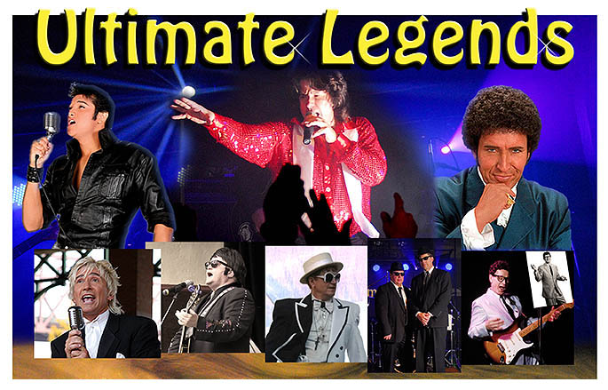 Tribute Night featuring Ultimate Legends @ Rotary Waterfront Park | Jefferson | Wisconsin | United States